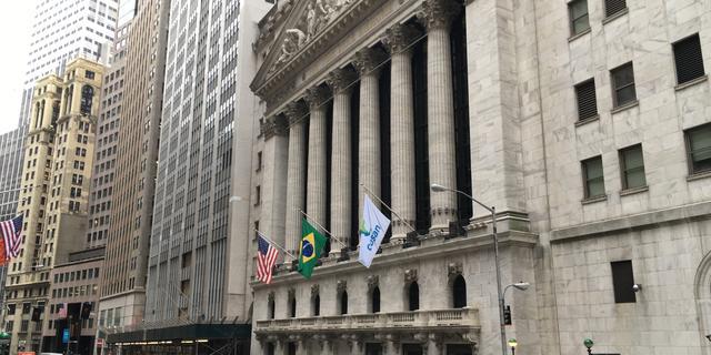 Graadmeters Wall Street tonen herstel