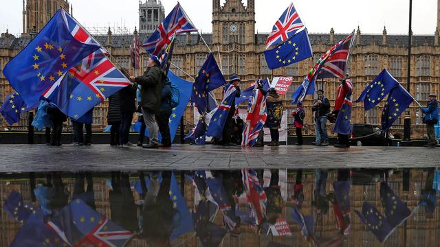 Meerderheid Britse ondernemingen heeft geen plan voor Brexit