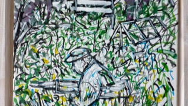 Meer kunst bij De tuin van de smid