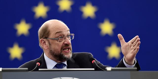Duitse sociaaldemocraten nomineren Martin Schulz als lijsttrekker
