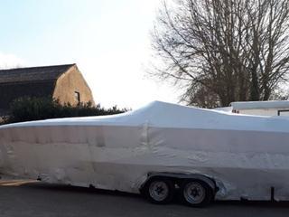 Vrouw heeft speedboot van 40.000 euro op naam staan