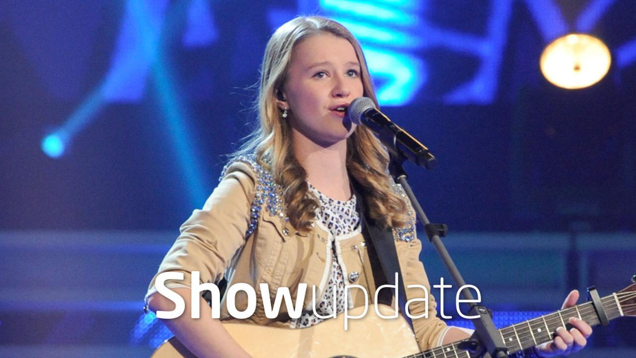 Show Update: Voice Kids-winnares zwaar depressief
