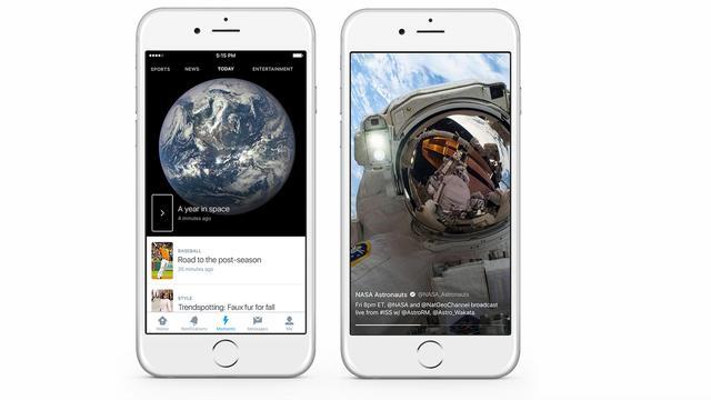 Twitter gaat advertenties tonen in Moments