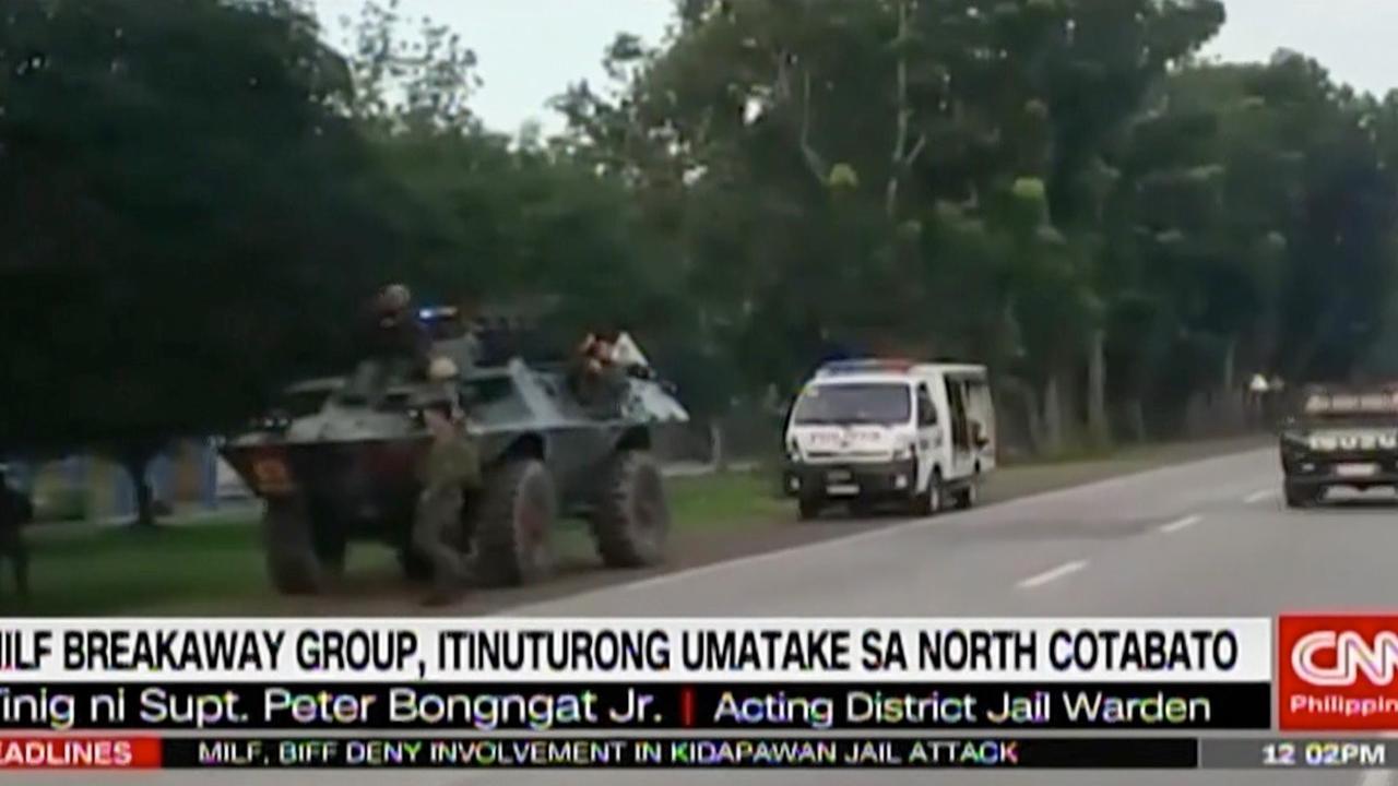 Ruim 150 Filipijnse gevangenen bevrijd na aanval rebellen