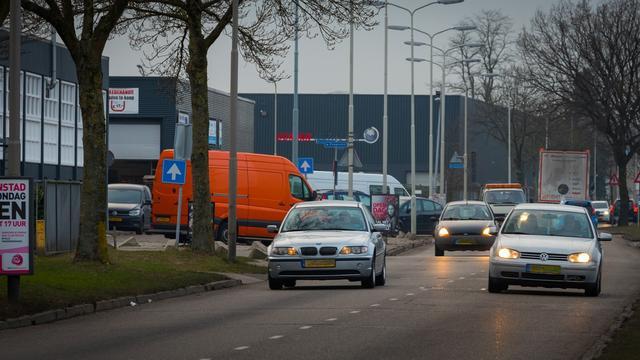 Toch geen vrijliggend fietspad naast Leemstraat