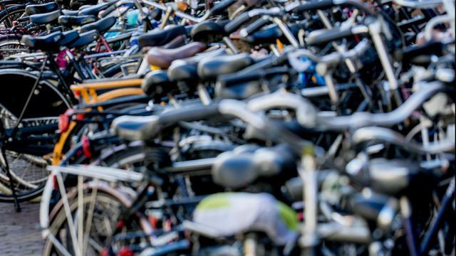 'Fietsenstalling station Lammenschans in handen van Haagse Biesieklette'