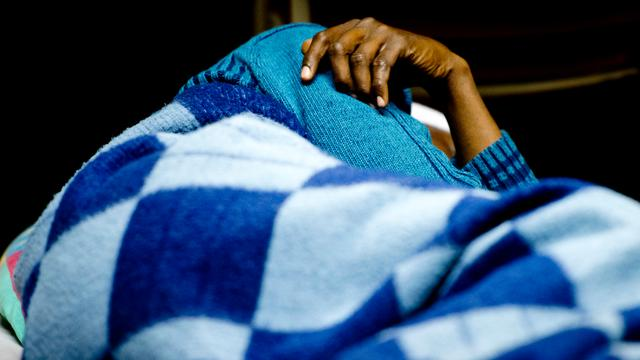 Daklozen protesteren tegen sluiting winteropvang