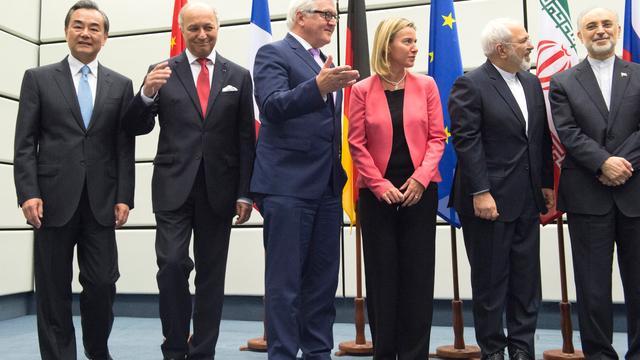 Wereldmachten bereiken historisch akkoord atoomprogramma Iran