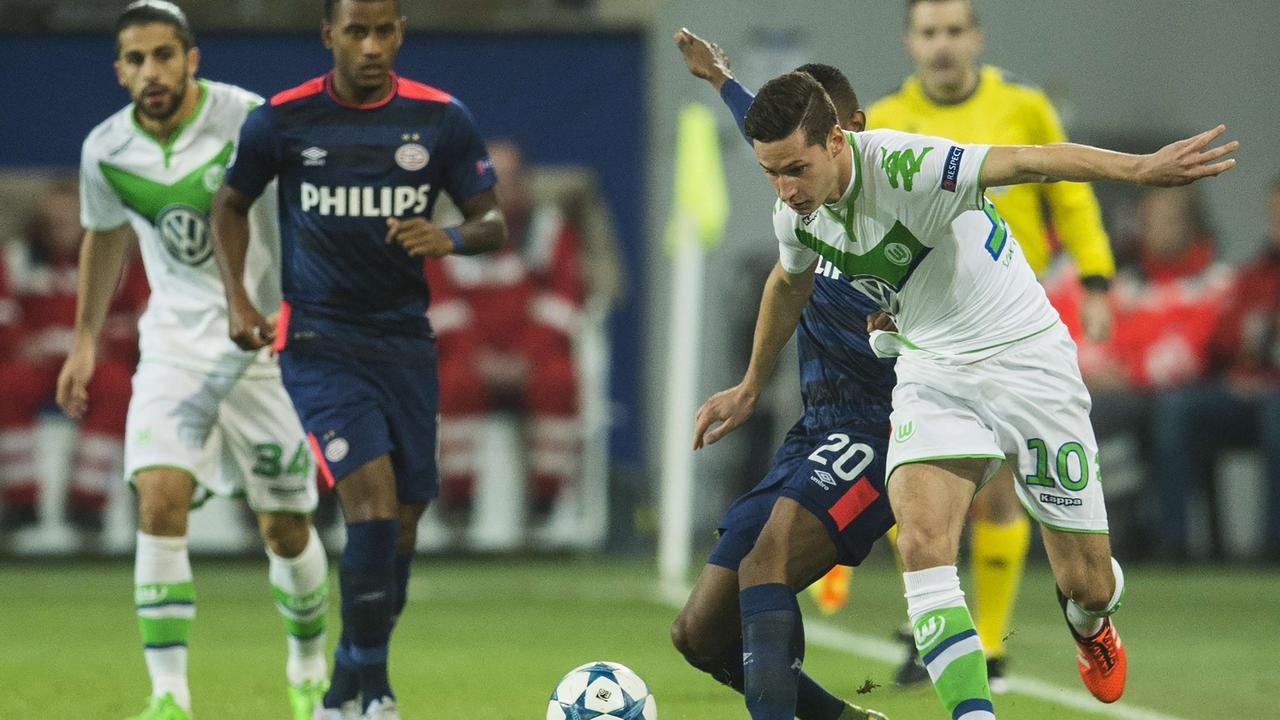 VfL Wolfsburg-PSV (2-0)