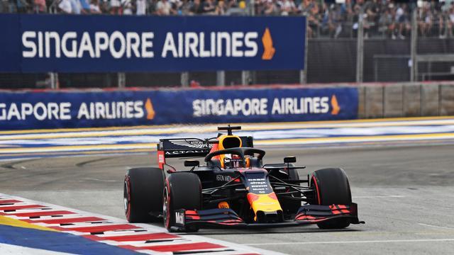 Reacties na vierde plaats Verstappen in kwalificatie Singapore (gesloten)