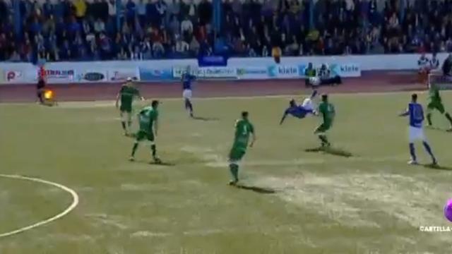 Fabuleuze omhaal in Segunda Division