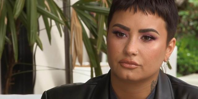 Demi Lovato identificeert zich als non-binair: 'Ben nog aan het leren'