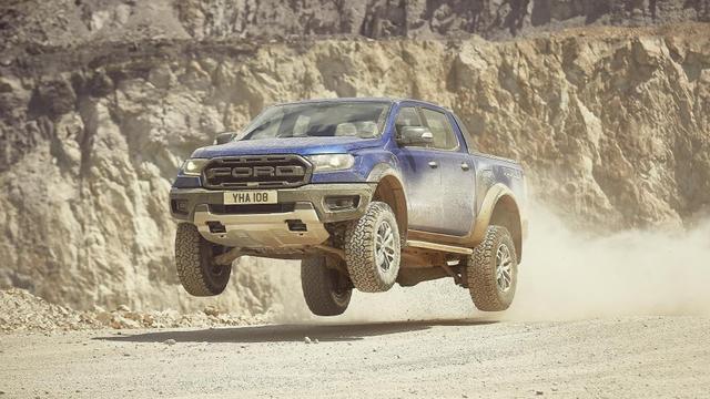 Ford Ranger Raptor op grijs kenteken alsnog naar Nederland