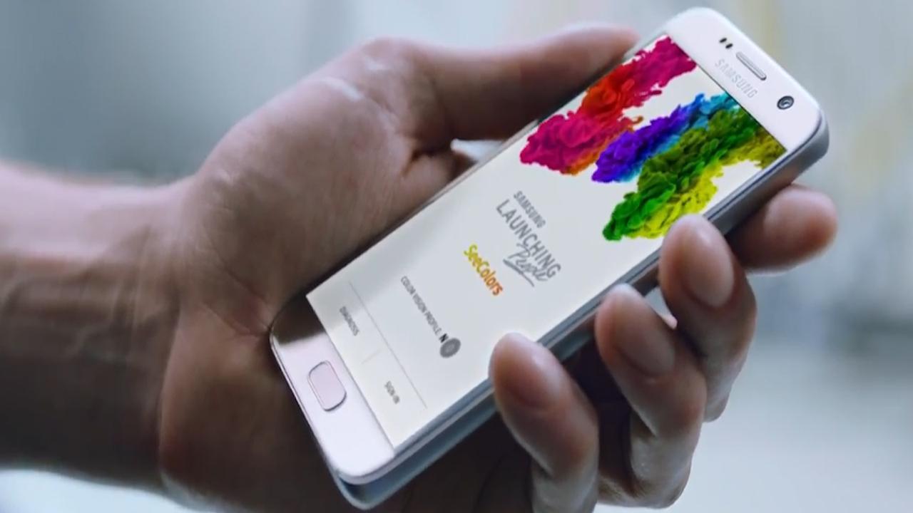 Samsung app-laat kleurenblinden volledig kleurenspectrum zien op tv