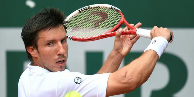 Sijsling onderuit in eerste ronde ATP-toernooi Hamburg