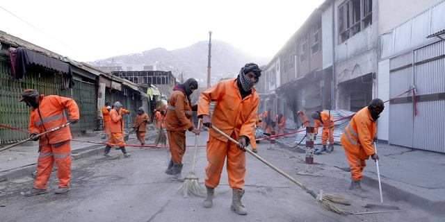 Dodental aanslag Kabul stijgt naar 103, zeker 235 gewonden
