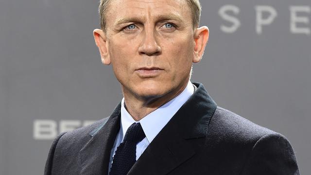 'Daniel Craig toch weer te zien als James Bond'