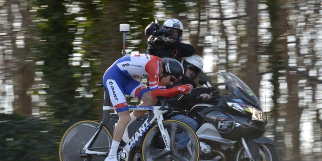 Dumoulin wil in Zwitserland basis leggen voor tijdrit Tour