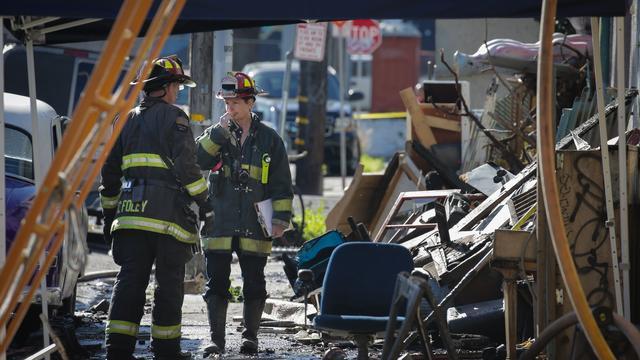 Aantal doden brand pakhuis Oakland zal niet sterk meer oplopen
