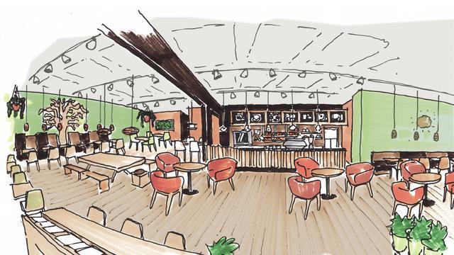 Bagels & Beans opent 20 juli aan het Thorbeckeplein