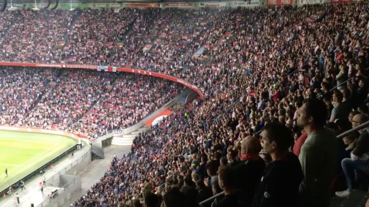 Eerbetoon voor Nouri voorafgaand aan Ajax-Nice