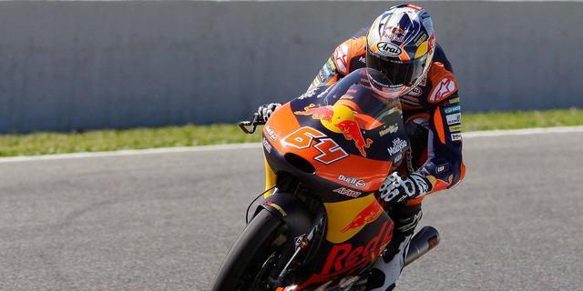 Bendsneyder negende in door massale valpartij ontsierde Moto3-race