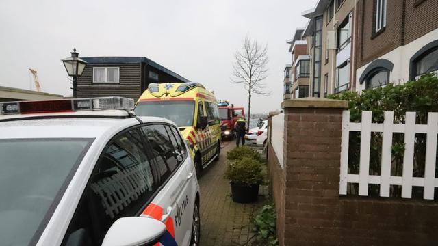 Bewoner aangehouden na brand in woning Utrechtse Jaagpad