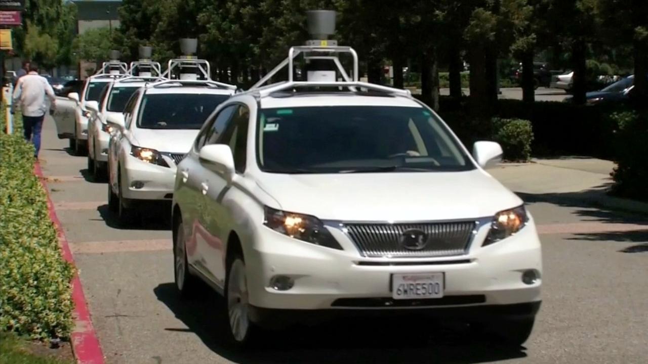 Google gaat zelfrijdende auto's in slechter weer testen