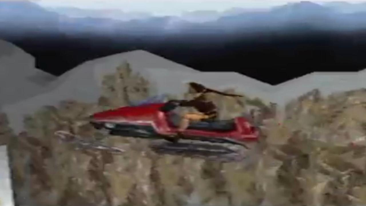 Fragment uit nooit eerder vertoonde Tomb Raider-film uit 1998