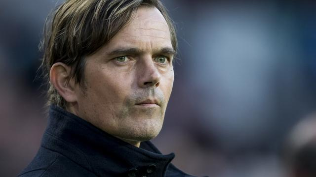 Cocu tevreden over winst tegen Vitesse ondanks gemiste kansen