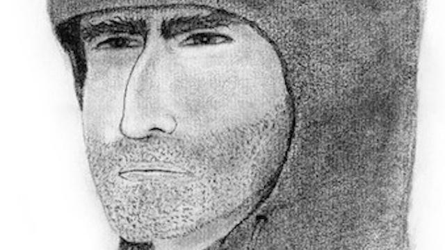 Politie toont compositietekening van dader liquidatie Lucas Boom