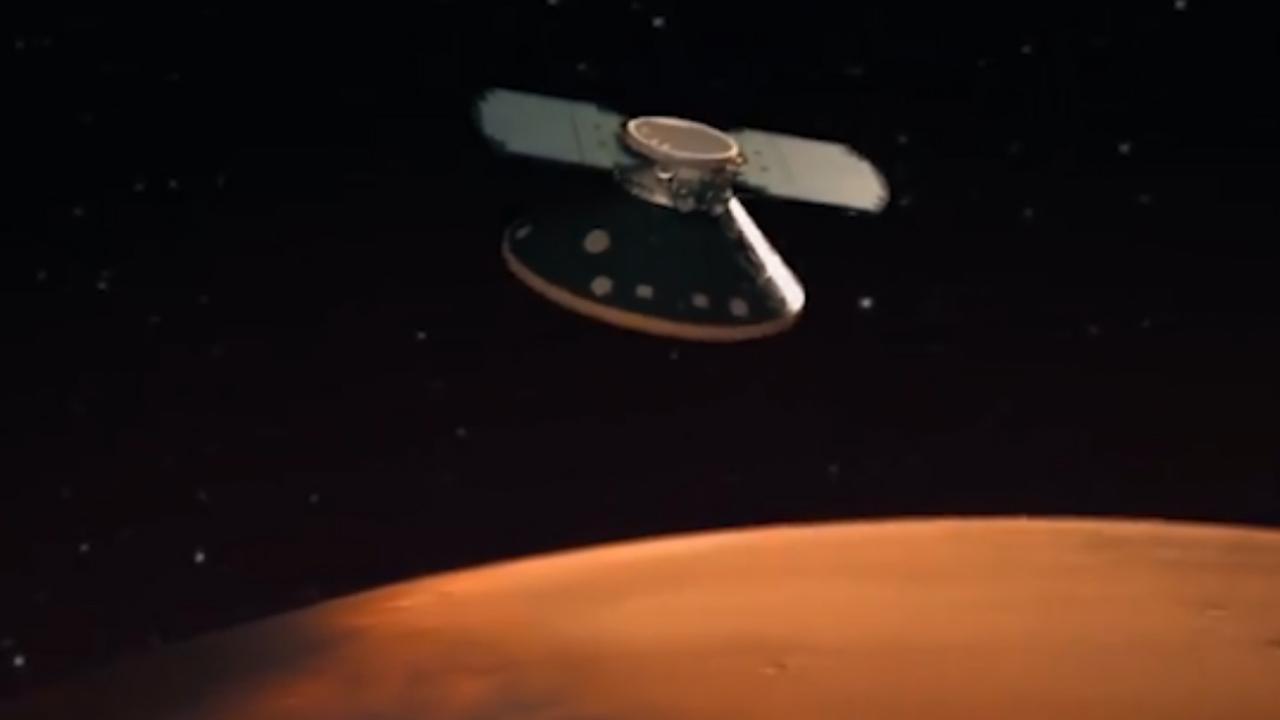 Zo zag de reis van NASA's Insight eruit