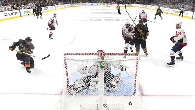 Debutant Vegas Golden Knights neemt leiding in NHL-finale