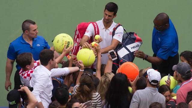 Djokovic heeft gemengde gevoelens na tweede walk-over op rij