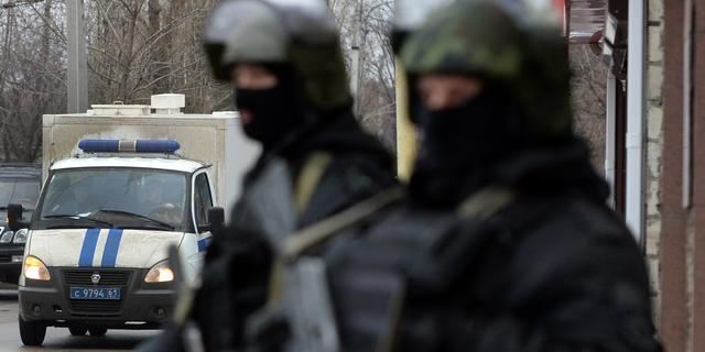 Schutter doodt vijf motorrijders in dorp bij Moskou