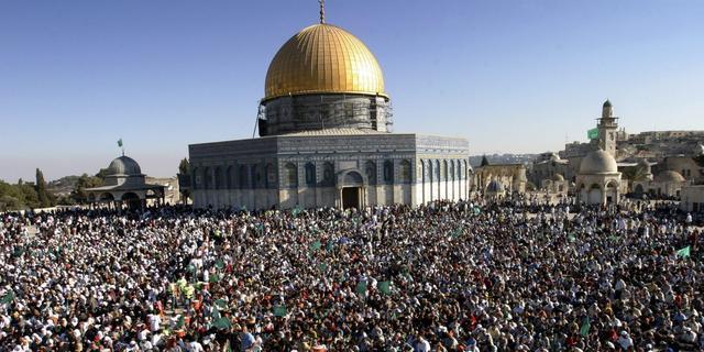 Dit is wat we weten over de situatie bij de Tempelberg in Jeruzalem