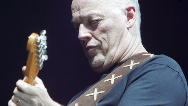 David Gilmour zet definitief punt achter Pink Floyd