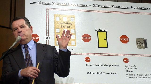 Amerikaanse ambtenaar wilde atoomgeheimen verkopen