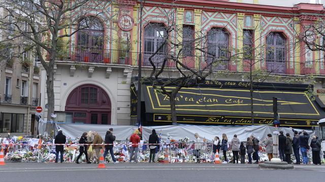 Dader bloedbad Parijs in stilte begraven