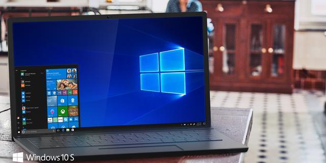'Microsoft stopt met beperkte 10 S als losstaande Windows-versie'