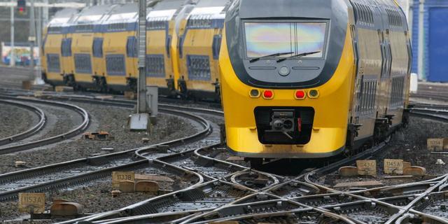 Dode bij botsing tussen trein en auto