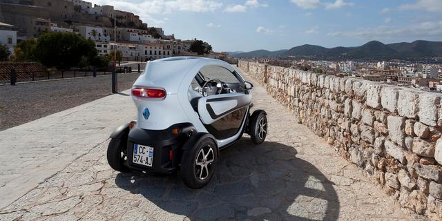 Rijtest Renault Twizy: Achterhaalde blikvanger