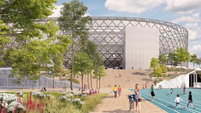 Feyenoord zet volgende stap richting bouw veelbesproken nieuwe stadion