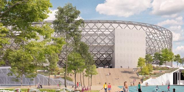 Feyenoord zet belangrijke stap voor bouw van nieuw stadion
