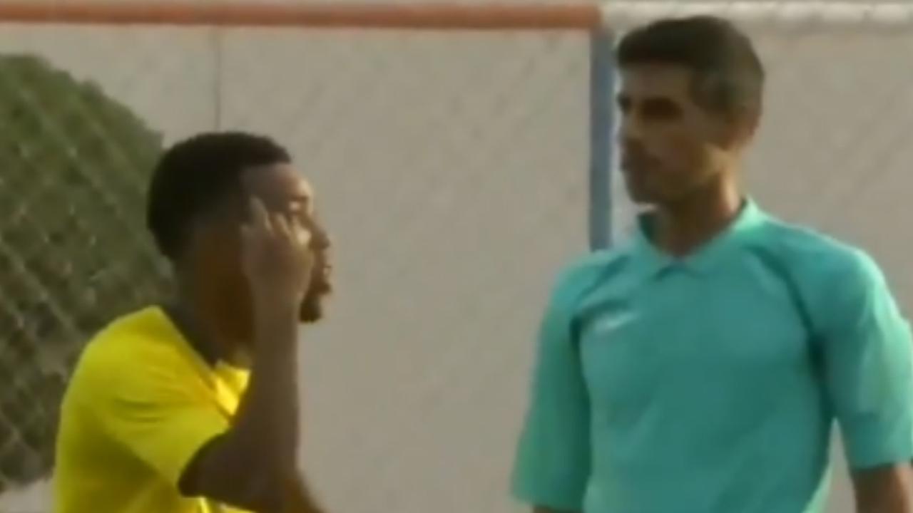 Mendes Rodrigues krijgt nog voor debuut rood in Saoedi-Arabië