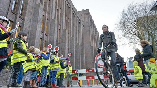 'Utrechters houden te weinig rekening met fietsende kinderen'