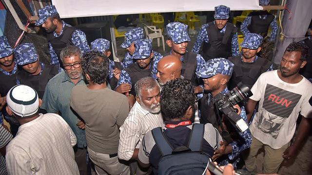 Politieke crisis Malediven escaleert met arrestatie leden hooggerechtshof