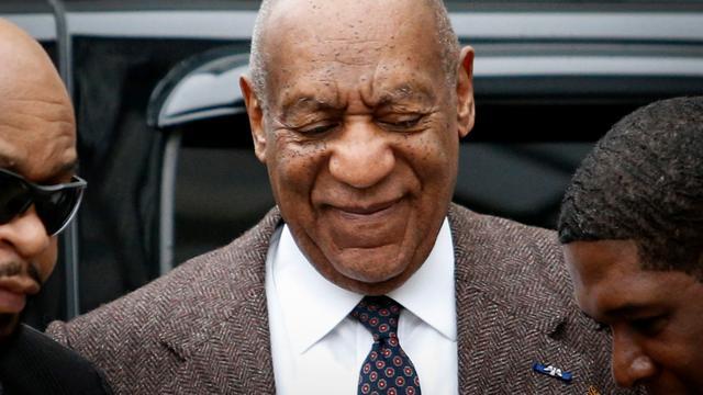 Volgende rechtszaak Bill Cosby start in juli 2018