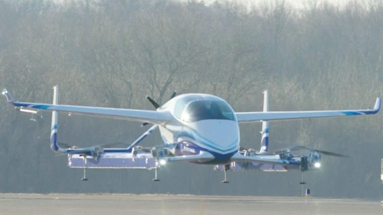 Boeing maakt succesvolle eerste testvlucht met elektrische helikopter