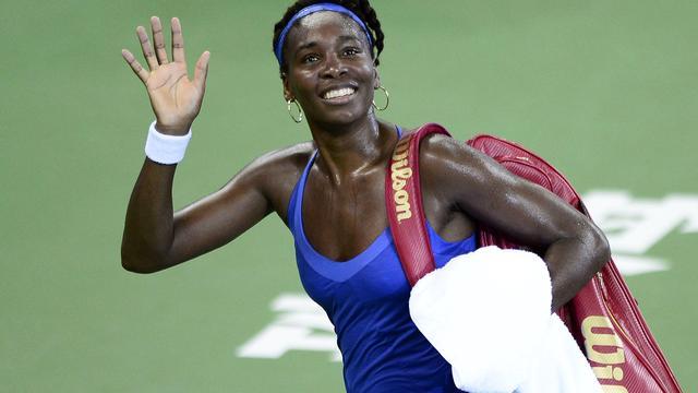 Venus Williams door winst Elite Trophy terug in mondiale top tien